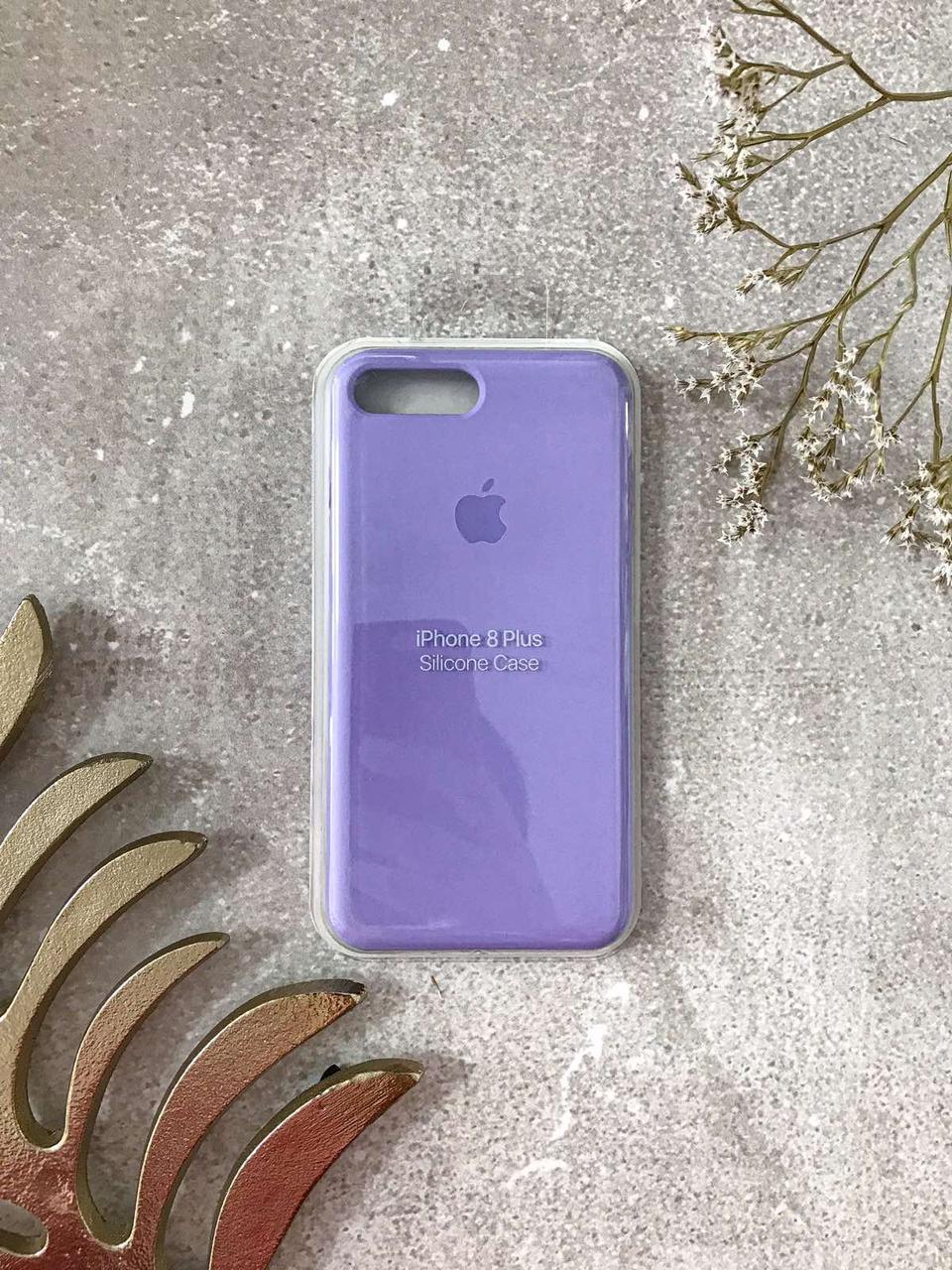 Чехол-накладка Silicone Case для Apple iPhone 7 Plus/8 Plus
