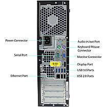 HP Compaq Elite 8300 SFF / Intel® Core™ i7-3770 (4 (8) ядра по 3.40 - 3.90 GHz) / 4 GB DDR3 / 160 GB HDD, фото 2
