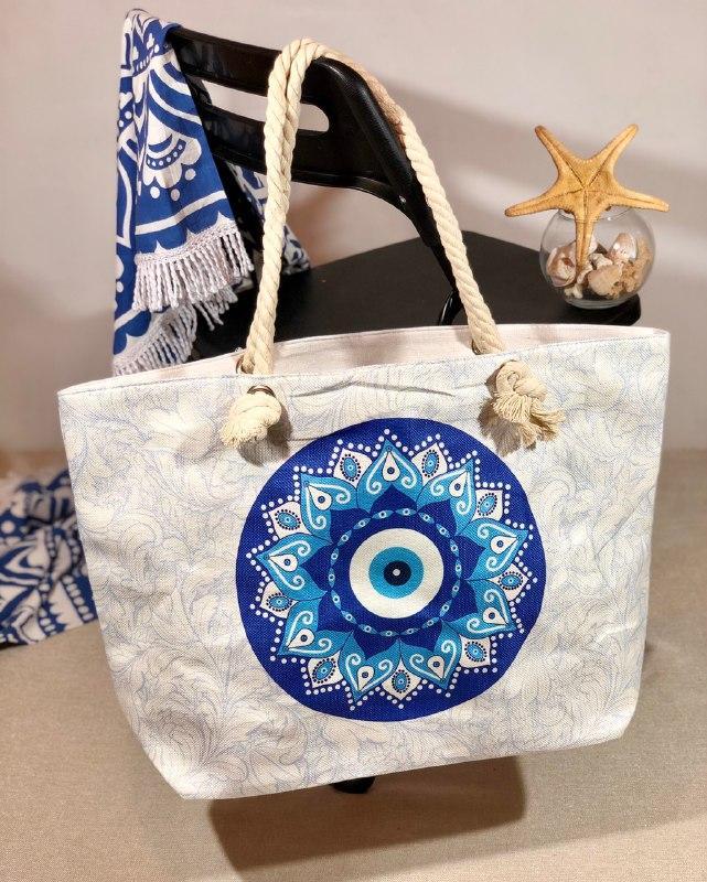 Пляжна сумка жіноча Гоа