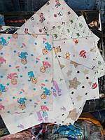Пеленки для новорожденных ситец мальчик девочка