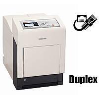 KYOCERA FS C5400DN / лазерная цветная печать / 35 стр/мин / 600х600 / Ethernet, Duplex