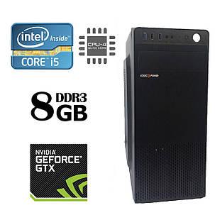 MSI MiniTower / Intel® Core™ i5-3470 (4 ядра по 3.20 - 3.60 GHz) / 8 GB DDR3 / 500 GB HDD+240 GB SSD / nVidia GeForce GTX 960 (2GB 128-bit GDDR5), фото 2