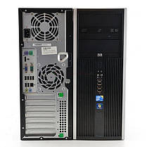 HP Compaq 8100 Elite Tower / Intel® Core™ i3-530 (2 (4) ядра по 2.93 GHz) / 4GB DDR3 / 320GB HDD / nVidia GeForce GTX 550 Ti 1GB (2xDVI, miniHDMI), фото 2