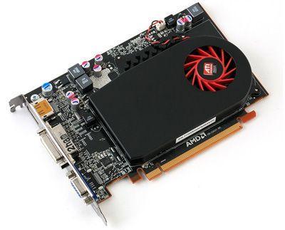 Дискретная видеокарта AMD Radeon HD 7570 1 GB GDDR5 128 bit