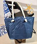 Пляжна сумка жіноча Фламінго, фото 2