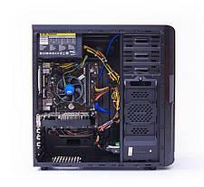 ProLogix B20/2004 BLACK-SILVER MT / Intel® Core™ i3-7100 (2 (4) ядра по 3.90 GHz) / 8 GB DDR4 / 1 TB HDD / nVidia GeForce GTX 1050 (2 GB GDDR5, фото 2