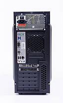 ProLogix B20/2004 BLACK-SILVER MT / Intel® Core™ i3-7100 (2 (4) ядра по 3.90 GHz) / 8 GB DDR4 / 1 TB HDD / nVidia GeForce GTX 1050 (2 GB GDDR5, фото 3