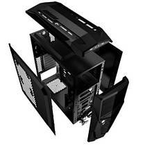 Xigmatech Mach II MT / AMD Ryzen™ 5 1400 (4 (8) ядра по 3.2 - 3.4 GHz) / 8 GB DDR4 / 1 TB HDD + 120 GB SSD / NVIDIA GeForce GTX 1050 Ti (4 GB GDDR5, фото 2