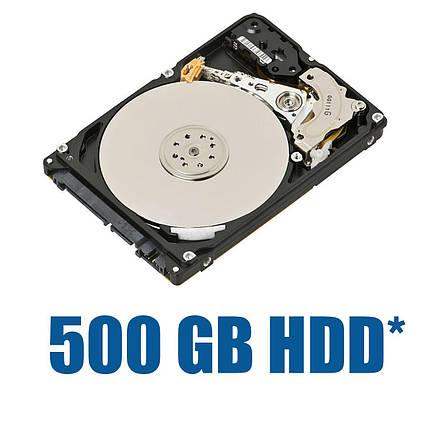 Модификация: Комплектация жестким диском 500 GB, фото 2