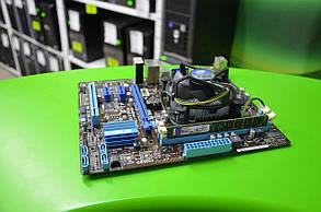 Материнская плата Asus P8H61-M Plus v2 / Socket LGA1155 / Intel Core i3-2100 (2(4)ядра по 3.10 GHz) / 3 MB, фото 2