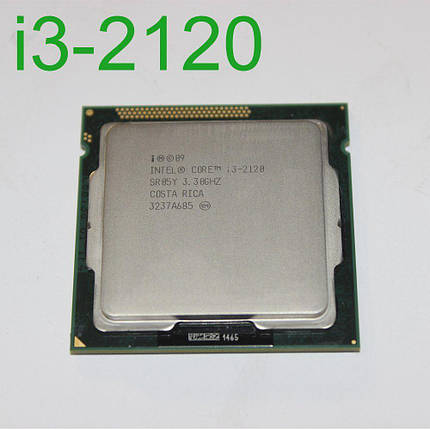 Процессор Intel Core i3-2120, фото 2