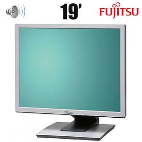 """HP 6000 SFF / Intel Core 2 Duo E8400 (2 ядра по 3.0 GHz) / 4 GB DDR3 / 250 GB HDD + Монитор Fujitsu b19-5 / 19"""" / 1280*1024 / DVI, VGA / встроенные, фото 2"""