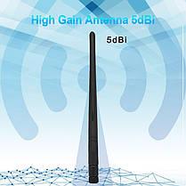 Мощный беспроводной Wi-Fi адаптер 1200Mpbs! / 802.11 a, b, g, n, ac / 2.4GHz+5GHz / USB 3.0, фото 3