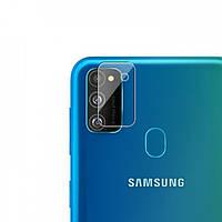 Защитное стекло на камеру Elite для Samsung Galaxy M30s (M307)