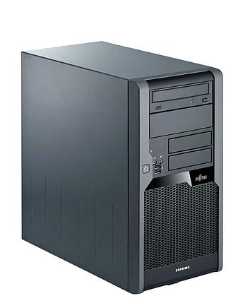 Fujitsu Esprimo P9900 E-STAR5 / Intel® Core™ i7-870 (4(8)ядра по 2.93 - 3.60GHz) / 8GB DDR3 / 500GB HDD / Radeon HD 5450, фото 2