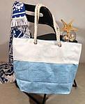 Пляжна сумка жіноча Summer Time, фото 2