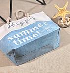 Пляжна сумка жіноча Summer Time, фото 3