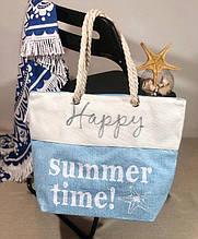 Пляжна сумка жіноча Summer Time