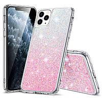 Чохол ESR для iPhone 11 Pro Glamour, Ombra Pink (3C01192220201), фото 1