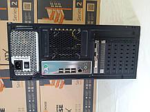 Logic Power LP2008 ATX / Intel Xeon E5-2440 (6 (12) ядер по 2.4-2.9 GHz) / 16 GB DDR3 ECC / new 120 GB SSD+500 GB HDD / AMD Radeon RX 560 4GB GDDR5, фото 2