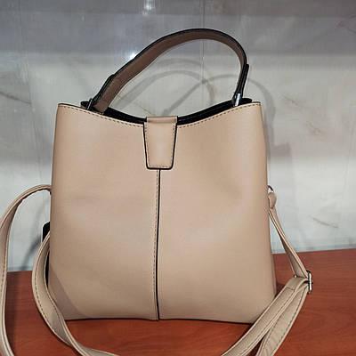 Класична жіноча сумка / Классическая женская сумка 606