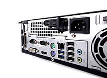 Fujitsu c710 SFF / Intel Core i5-3470 (4 ядра по 3.2-3.6GHz) / 8GB DDR3 / 500GB HDD / nVidia GeForce GT 1030 2GB GDDR5 / USB 3.0, фото 2