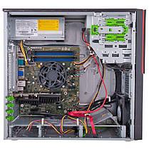 Fujitsu P720 Tower / Intel Core i3-4130 (2(4) ядра по 3.4GHz) / 8 GB DDR3 / 500 GB HDD / nVidia GeForce GT 1030 2GB GDDR5 / USB 3.0, фото 3