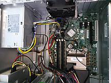 HP Compaq 8300 Elite Tower / Intel Core i5-3470 (4 ядра по 3.20 - 3.60 GHz) / 8GB DDR3 / new! 240GB SSD + 500GB HDD, фото 3
