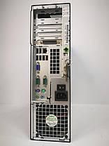 Fujitsu e7935 DT / Intel Core 2 Duo E8500 (2 ядра по 3.16GHz) / 8 GB DDR2 / 120 GB SSD / AMD Radeon 5450 1GB GDDR3, фото 3