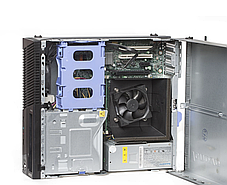 Монитор в подарок! Lenovo M82 Desktop / Intel Core i3-2120 (2(4)ядра по 3.30GHz) / 12 GB DDR3 / new 120 GB SSD+500 GB HDD / DVD-ROM / USB 3.0 / SATA 3, фото 3