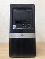 HP Compaq dx2420 Tower / Intel Core 2 Duo E8400 (2 ядра по 3.0 GHz) / 2 GB DDR2 / 250 GB HDD, фото 3