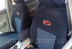 Авточехлы Geely Emgrand EC7 RV (хэтчбек) 2011+