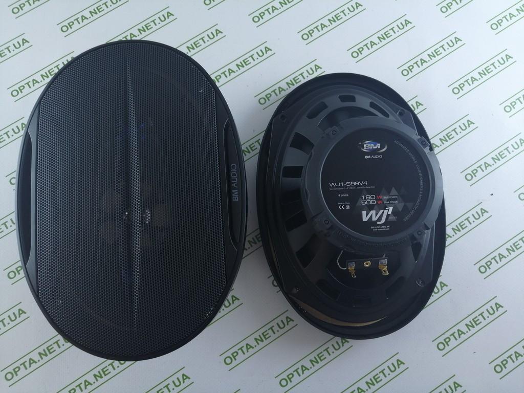 Автомобильные акустические динамики BM AUDIO  WJ1-S99V4   500W