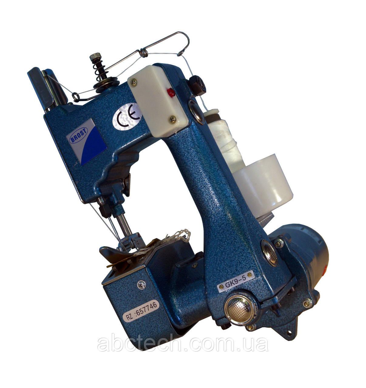 Мешкозашивочная машинка GK 9-5 500 мешков смена