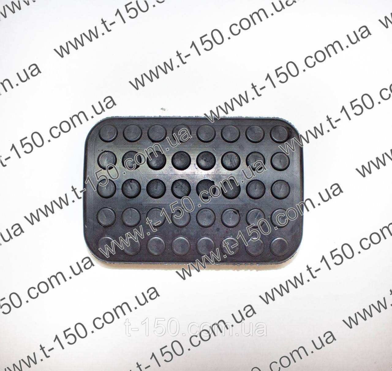 Накладка педалі МТЗ гальма ліва (А13.34.001)