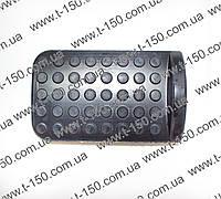 Накладка педали МТЗ сцепления и тормоза правая (А13.33.002)