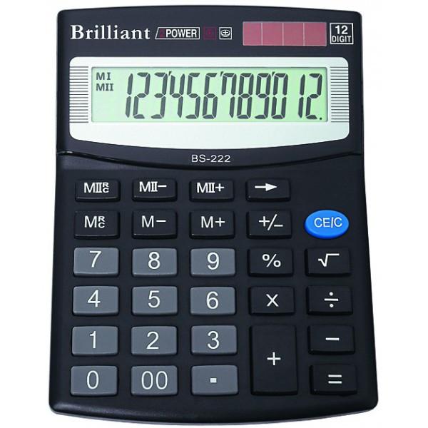 Калькулятор Brilliant BS-220
