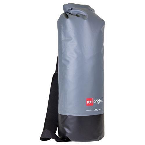 Водонепроницаемый гермомешок Red Original - Charcoal Grey, 30 литров