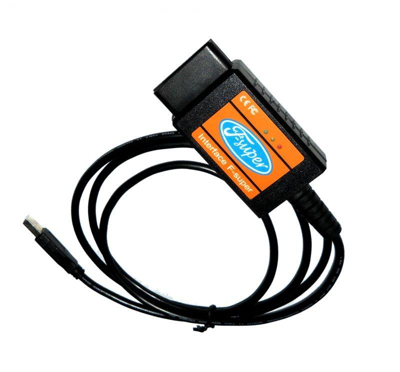 Автосканер Ford scanner (F-super)