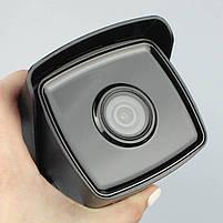 DS-2CD2T83G0-I8 BLACK (4ММ) 8 Мп IP видеокамера Hikvision с функциями IVS и детектором лиц, фото 5