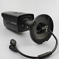 DS-2CD2T83G0-I8 BLACK (4ММ) 8 Мп IP видеокамера Hikvision с функциями IVS и детектором лиц, фото 8