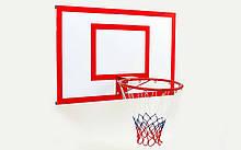 Щит баскетбольный для улицы BIG REINFORCED 180*105 (LA-6275)