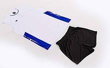 Форма волейбольная мужская Sport, полиэстер, р-р M-4XL-155-185см, белый (6503M-(wt))
