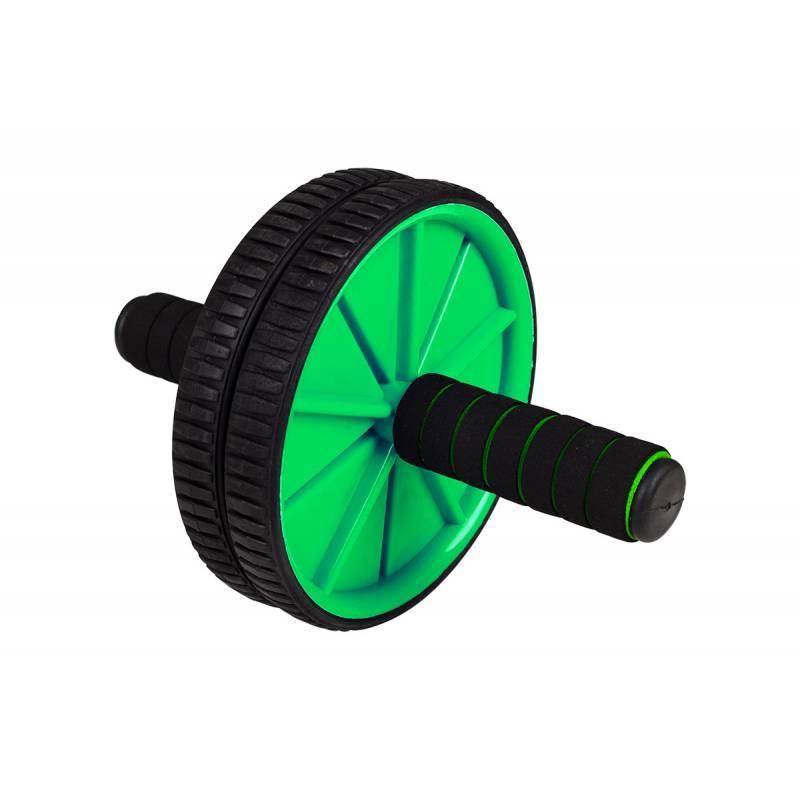 Ролик для пресса - зеленый