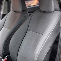 Чехлы на сиденья Mercedes Sprinter 2006-2018 из Автоткани (Virtus), передние (1+1) Мерседес Спринтер