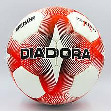 Мяч футбольный DIA PU №4, 5 сл., сшит вручную (FB-8115-(rd))