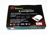 DOMOTEC MS-400 Ваги кухонні 10кг, фото 7