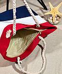 Пляжна сумка жіноча Хорватія, фото 2
