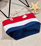 Пляжна сумка жіноча Хорватія, фото 3