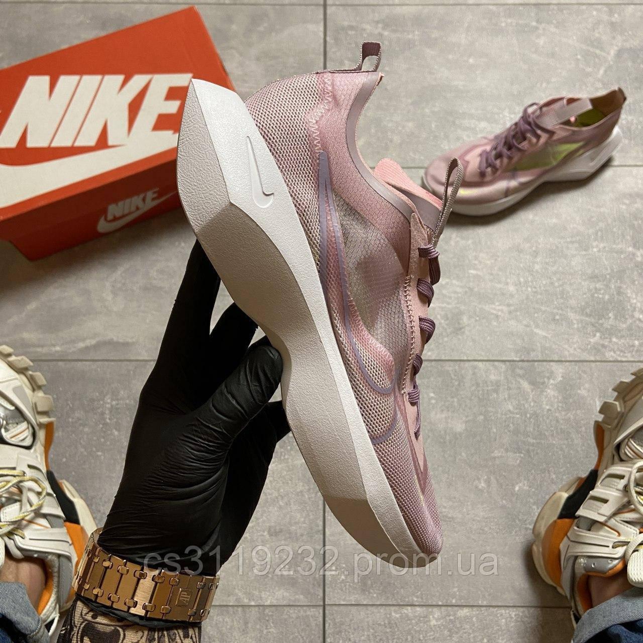 Женские кроссовки Nike Vista White Pink (розовые)